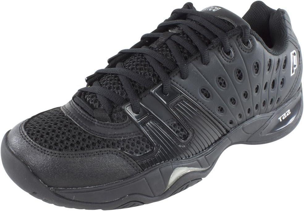 Prince T22 Men s Shoes Black