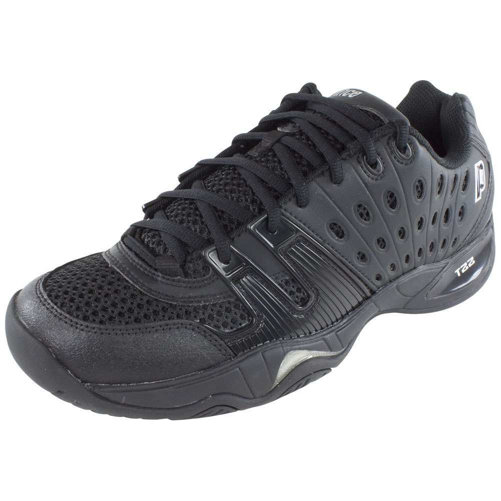 Prince Men's 8P984149-T22 Tennis Shoe B002JF36T6 8.5 D(M) US|Black/Black