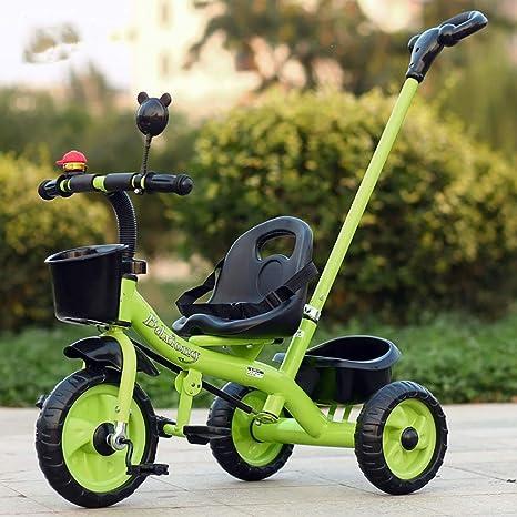 Triciclos Bebes 1 Año Bici 3 en 1 Plegable Bicicletas Estaticas BH ...