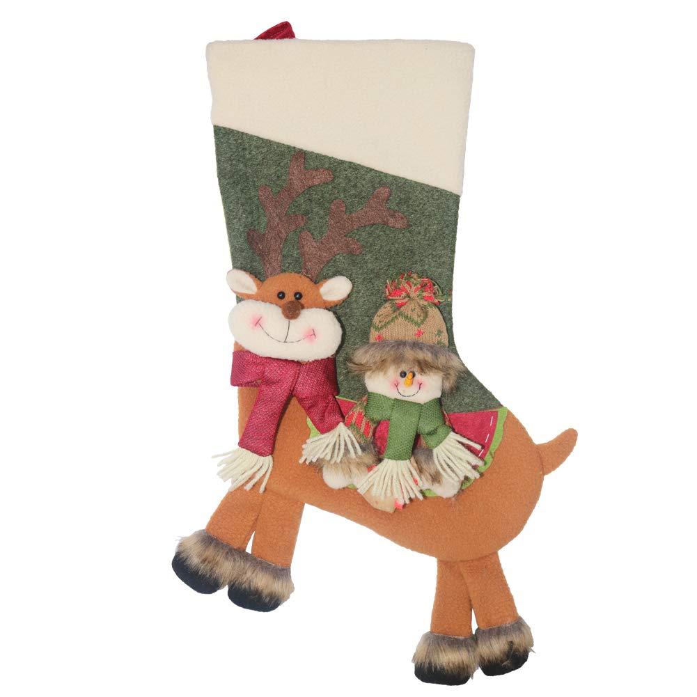 Yostyle Christmas Stocking, Big Size 18\