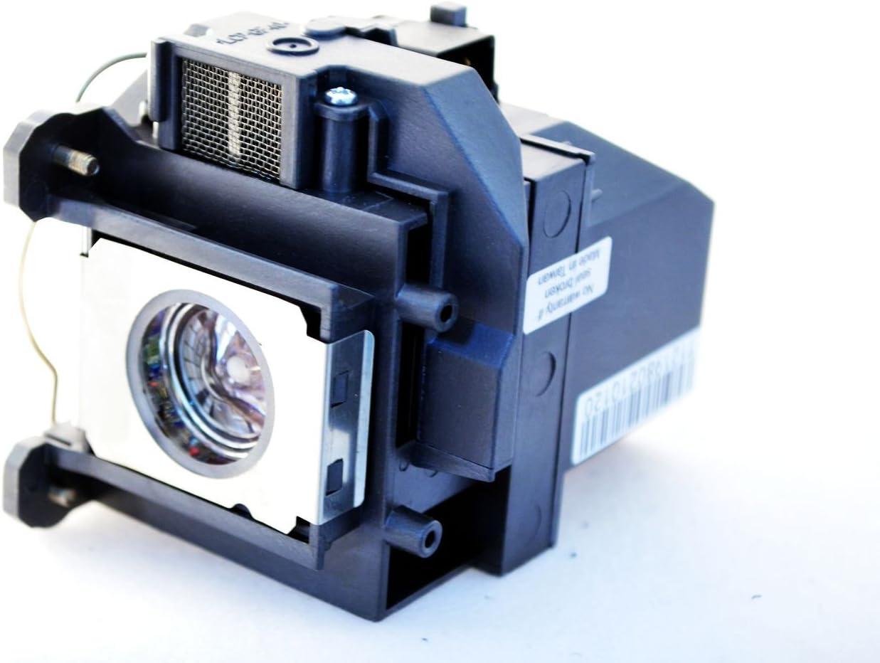 Recambio de lámpara de proyector para EPSON EB-440W, EB-450W, EB ...