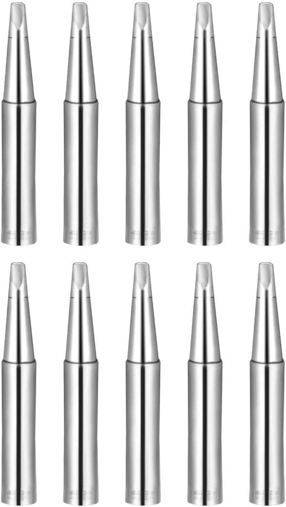 Sourcingmap 900m-t-li punte 0,8 millimetri di diametro punto saldatura saldatura di ferro 5 pezzi