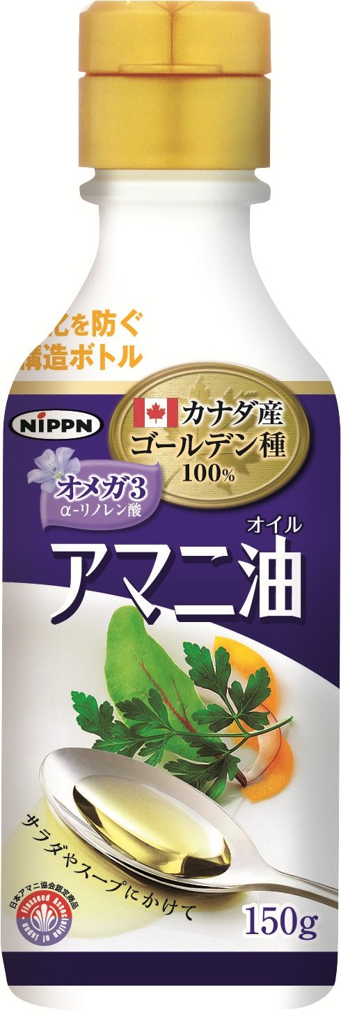 NIPPN linseed oil 150g by NIPPN