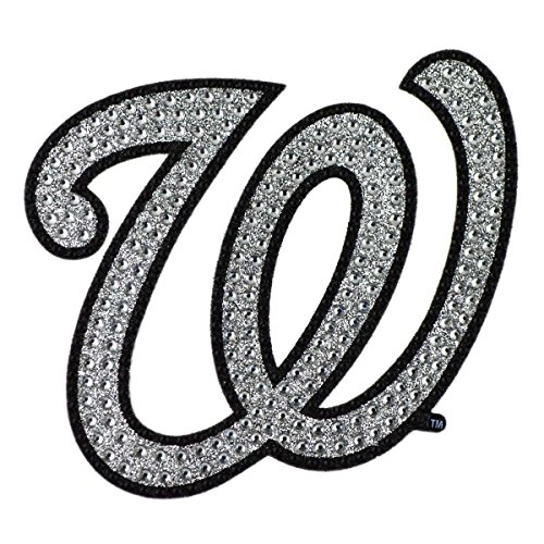 ProMark MLB Washington Nationals Bling Emblem, One Size, One Color