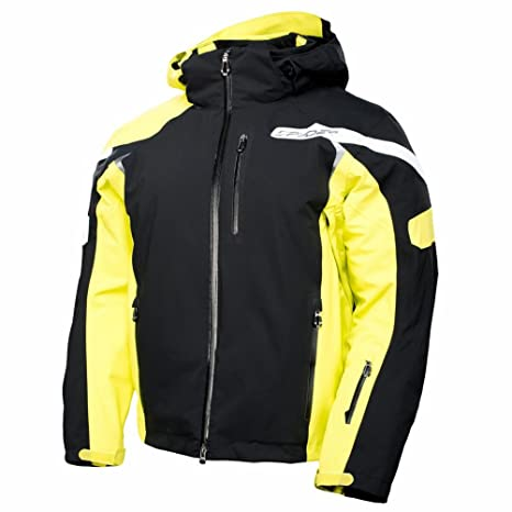 Spyder chaqueta de esquí para hombre 143054-019 Quest Titan Jacket - Colour negro,