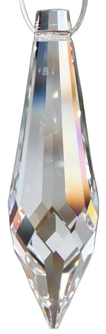 Set: original swarovski elements kristall glas facetten zapfen ...