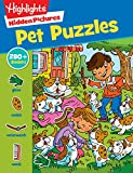 img - for Pet Puzzles (Highlights(TM) Sticker Hidden Pictures ) book / textbook / text book