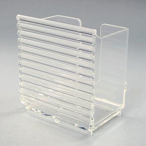 Caja de cápsulas usadas – ...