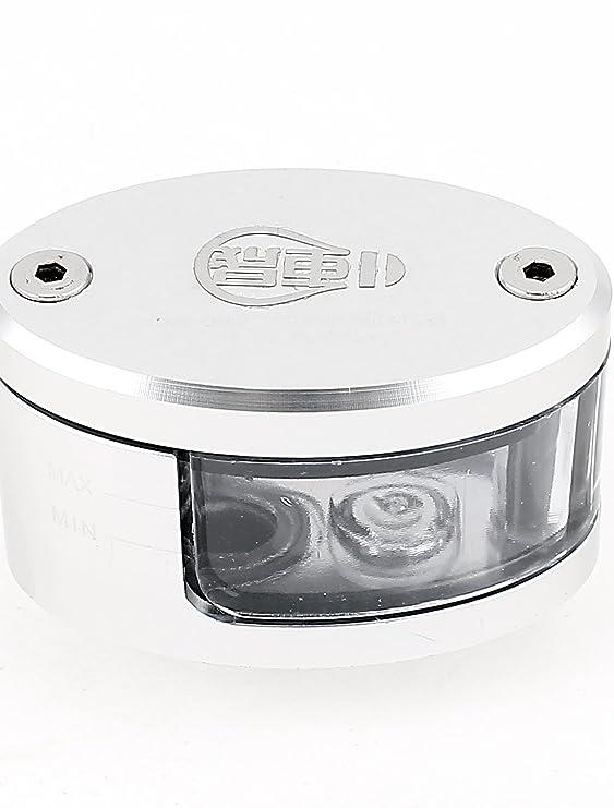 Amazon.com: eDealMax Motocicleta de la astilla del tono CNC Freno de embrague Oil Cup: Automotive
