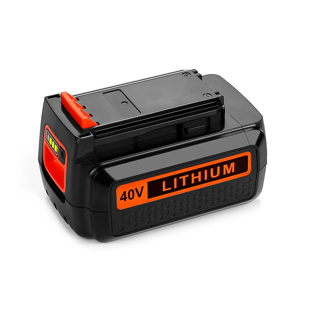 Energup 40 Volt MAX 2.0Ah Replacement Battery for Black&Decker LBX2040 LBX36 LBXR36 LBXR2036 40V Lithium Ion Battery