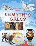 Les mythes grecs - Autocollants Usborne (documentaires)