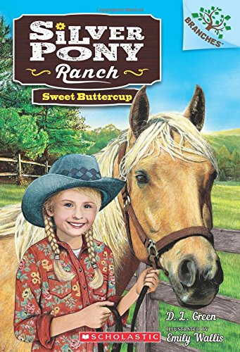 Sweet Buttercup: A Branches Book (Silver Pony Ranch #2)