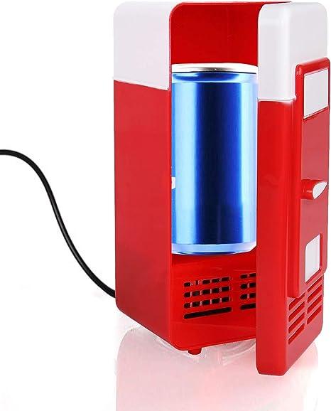 DiscoBall USB mini nevera de bebidas enfriador de latas de bebida ...