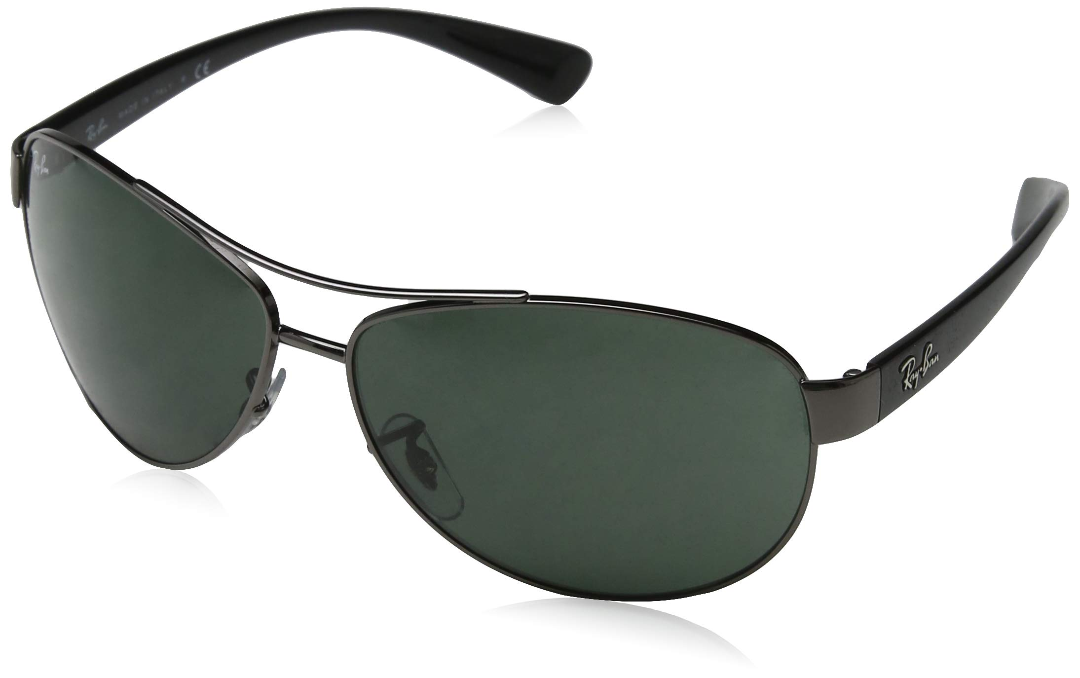 Ray-Ban Sunglasses - RB4165 Justin / Frame: Black Rubber Lens: Gray Gradient (55mm)