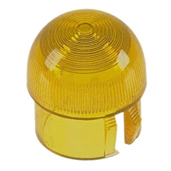 0.193-Inch//4.9mm Diameter Red VCC 6039 Series Astrolite LED Panel Mount Indicator Light with Wire Leads and Hi Dome Lens 2 Volt