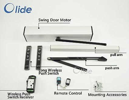 Handicap Door Opener For Disabled People Low Energy ADA Swing Door Operator  sc 1 st  Amazon.com & Handicap Door Opener For Disabled People Low Energy ADA Swing Door ...