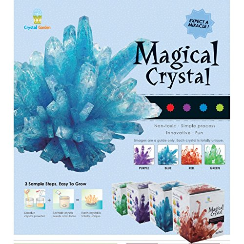 Magic Crystals - Green