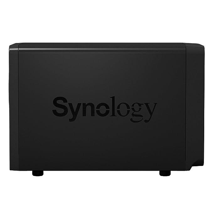 Synology DiskStation DS716+II - Dispositivo de Almacenamiento en ...