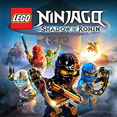 Amazon.com: Lego Ninjago: Shadow of Ronin - PS Vita [Digital ...