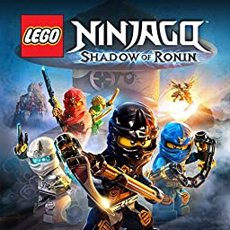 Lego Ninjago: Shadow of Ronin - PS Vita [Digital Code]