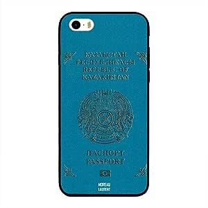 iPhone 5/ 5s/ SE Case Cover Kazakhstan Passport, Moreau Laurent Designer Phone Cases & Covers
