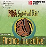 MBA Survival Kit--Finance Interactive 4. 0, GMAC, 0073044555