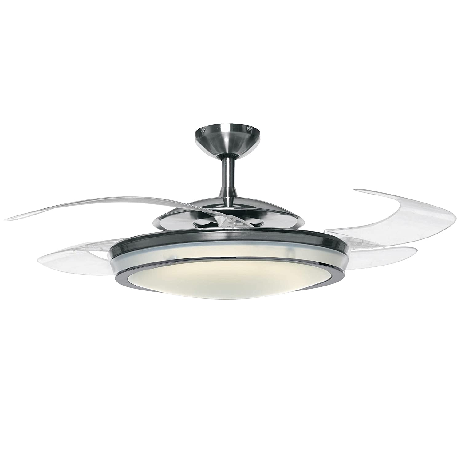 light control lighting p steel remote viper fantasia led asp stainless ceiling fan