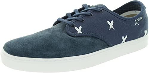 Vans Ludlow Sneaker FeathersNavyWhite: Amazon.co.uk: Shoes