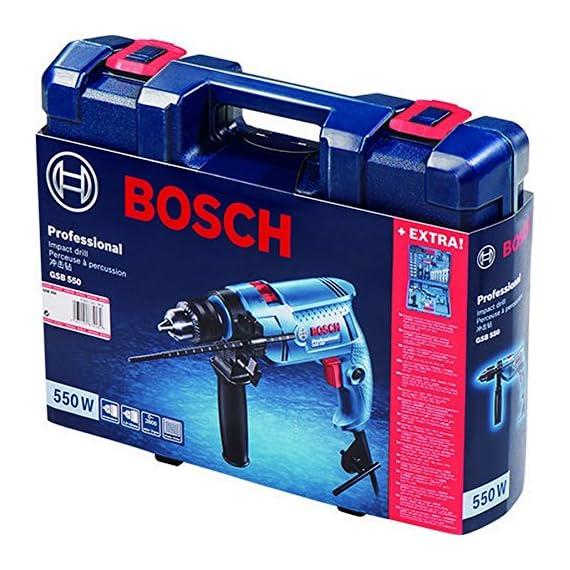 Bosch GSB 550 Mechanic Kit Professional 4