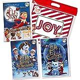 The Elf on the Shelf Animated DVD Movie Complete Pack: an Elf's Story, Santa's St. Bernards Save Christmas, A Fox Cub's Tale