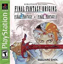 Final Fantasy Origins Final Fantasy I & II Remastered Editions - PlayStation
