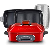 Morphy Richards 2.5L 1400W Electric Slow Cooker/Grill/Steam Multifunction Pot RD