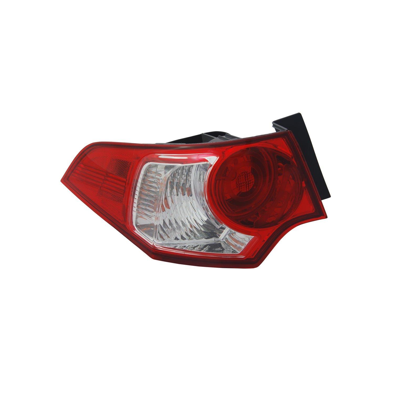 TYC 11-6452-00-1 Kia Soul Replacement Tail Lamp