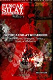 A Pencak Silat Workbook: The Principles, Strategies, Tactics, Goals, and Maxims (Volume 4)