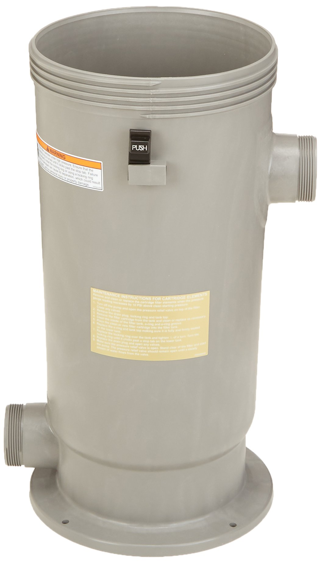 Zodiac R0462900 Bottom Housing Assembly Replacement for Zodiac Jandy CS Series Cartridge Pool and Spa Filter
