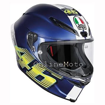 Casco de Moto AGV corsa-r V46 Matt azul