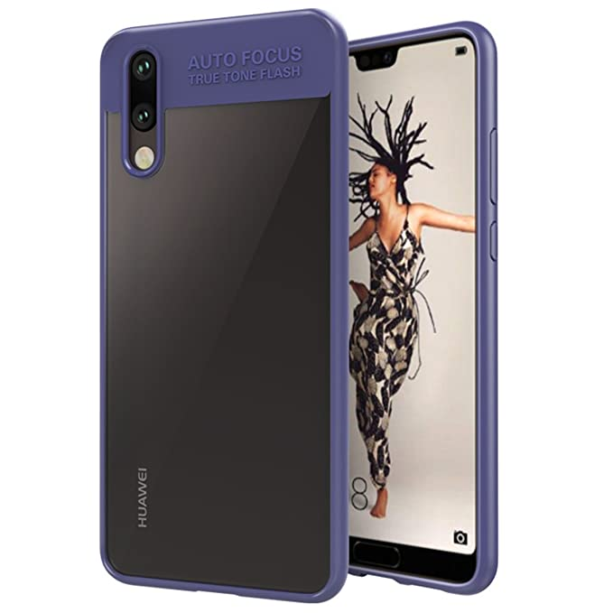 beautywill custodia huawei p20 pro clear cover