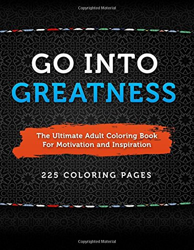 Go Into Greatness Motivation Inspiration product image
