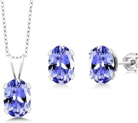 Amazing Blue Glass Top Quality Gemstone Pendant 925-Antiuq Silver Pendant Boho Stone Pendant,Wedding Pendant,Sterling Silver Pendant