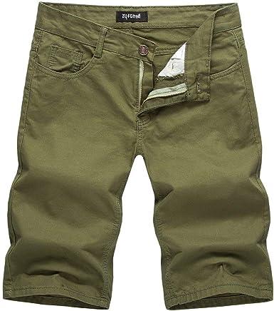 Pantalones Cortos para Verano Hombre Cortos De Pantalones para ...