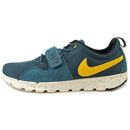 884d6fbb87da Nike SB Trainerendor Mens Hiking Shoes Night Factor Varsity Maize Slate  10.5 D(M) US  Amazon.in  Shoes   Handbags