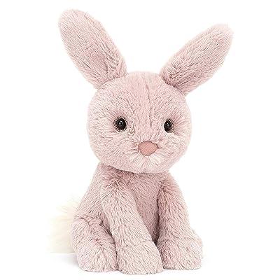 Jellycat : Starry Eyed Bunny 10'': Toys & Games