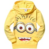 Buy Home Despicable Me 2 Little Boys Girls Minions T-Shirt Hoodies Tops Tees