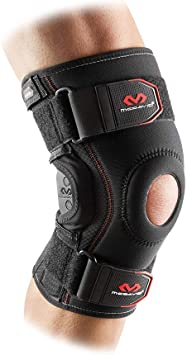 Brace Hinged For Maximum Protection McDavid 429 Pro Stabilizer Knee Support