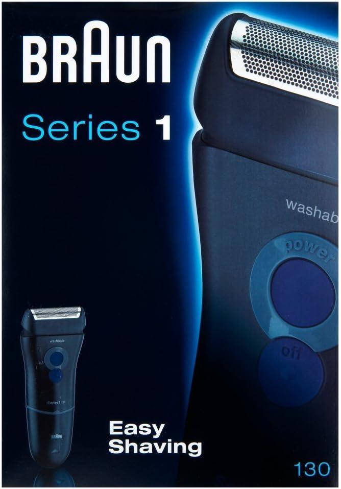 Braun Serie 1 130 - Afeitadora eléctrica macho: Amazon.es: Salud y ...