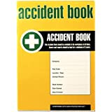 Koolpak Compliant Business / Workplace Accident Injury Record Book