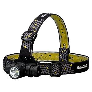 GENTOS LED ヘッドライト ティーレックス540 TX540XM