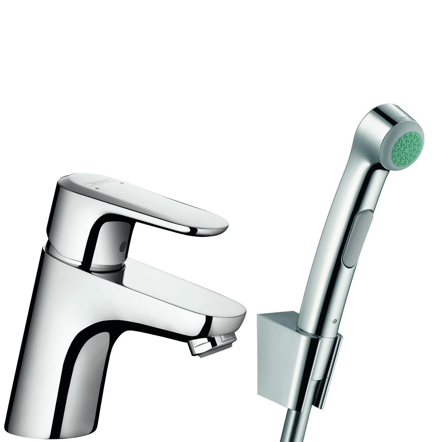 Hansgrohe/ /Toilet Shower for Intimate Toilette Bidet 32126000 Silver