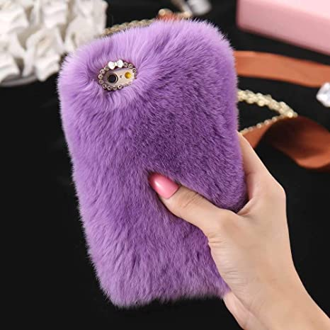 super popular ac808 08390 Amazon.com: Phone Case for iPhone XR,MeiLiio Fashion Fuzzy Furry ...