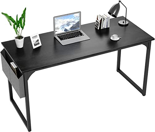 Yerivei Computer Desk 55 inch Writing Study Table